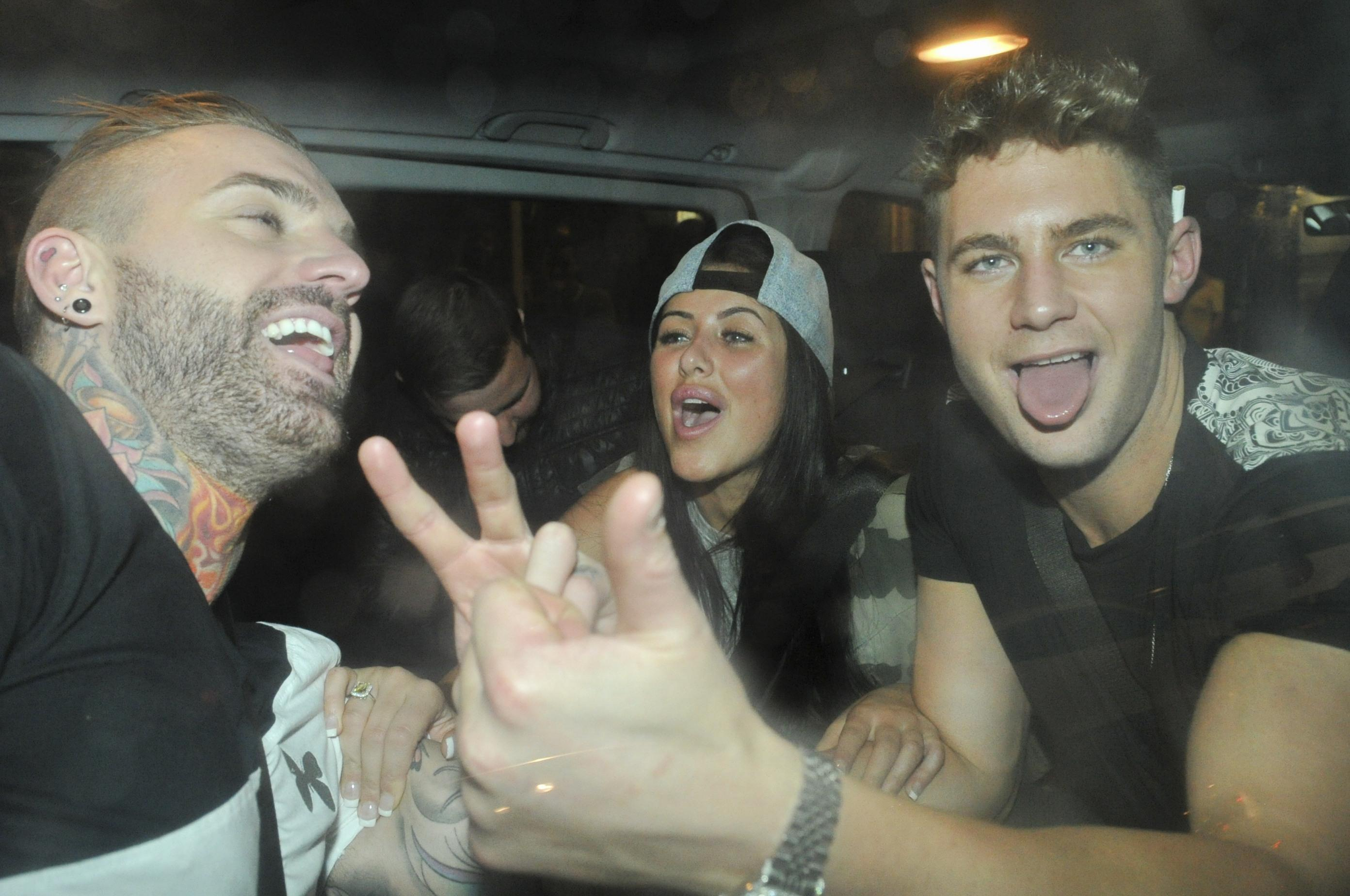Chalmers is rumoured to be leaving Geordie Shore after nearly four years