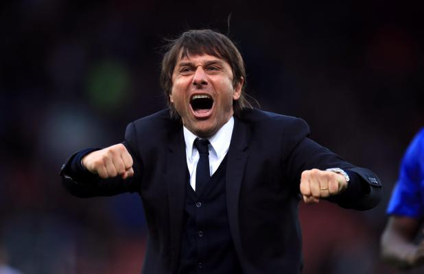 nintchdbpict000325213324 - Chelsea information: Antonio Conte has decided to turn to Yoga in bid to calm him down on the touchline
