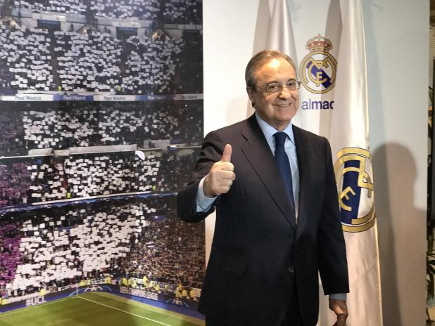 nintchdbpict000344410275 - Real Madrid president Florentino Perez to offer PSG Cristiano Ronaldo plus 'large amount of cash' for Neymar
