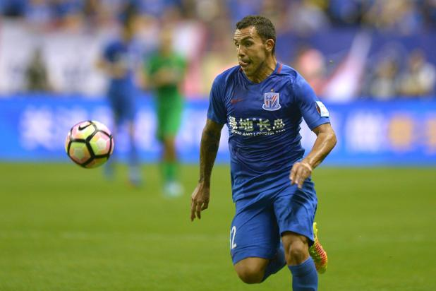 nintchdbpict000352923407 - Carlos Tevez has his Shanghai Shenhua contract terminated a year early… and immediately returns to Boca Juniors