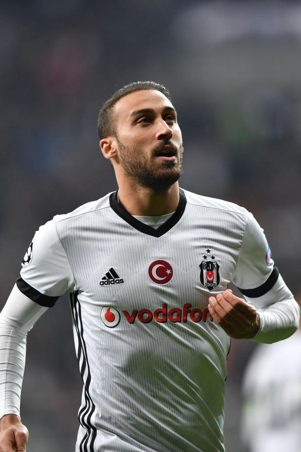 nintchdbpict000364058287 - Everton information: Toffees boss Sam Allardyce hoping to tie up £25m transfer of striker Cenk Tosun 'in next 24 hours'