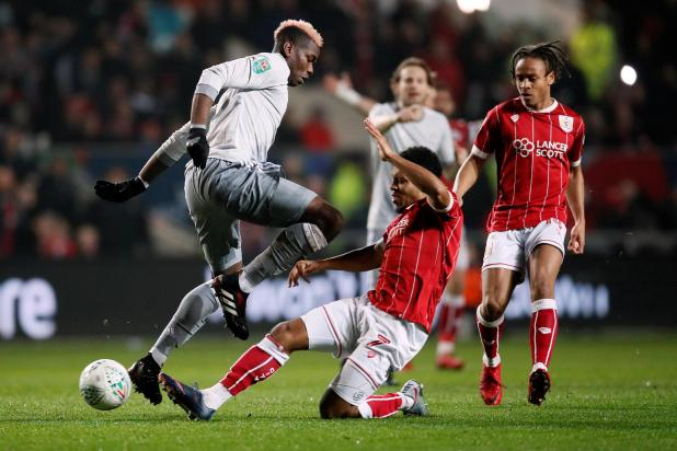 nintchdbpict000374192469 - Manchester City vs Bristol City: Korey Smith gunning for 'best team in the world' in EFL Cup semi-final