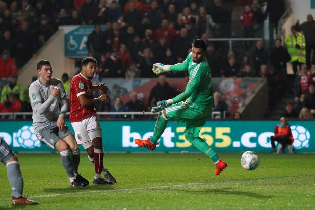 nintchdbpict000374200309 - Manchester City vs Bristol City: Korey Smith gunning for 'best team in the world' in EFL Cup semi-final