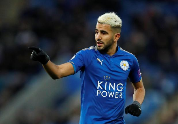 nintchdbpict0003756853344 - Arsenal fans go crazy after spotting transfer target Riyad Mahrez sneaking out of the Emirates after Chelsea win