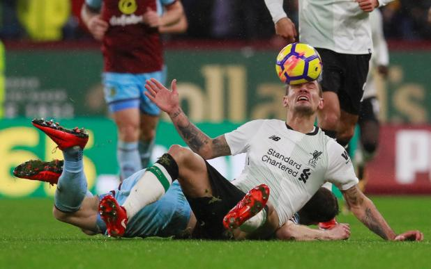 nintchdbpict000375689089 - Burnley 1 Liverpool 2 match highlights: Ragnar Klavan saves Jurgen Klopp's bacon with last-gasp winner for rotated Reds
