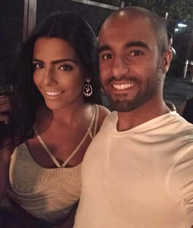 Meet Larissa Saad, The Wag Of Tottenham's Champions League