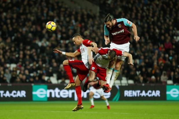 nintchdbpict000375842169 - West Ham 2 West Brom 1: Watch highlights as Andy Carroll bags 94th-minute winner to seal dramatic three points for Hammers