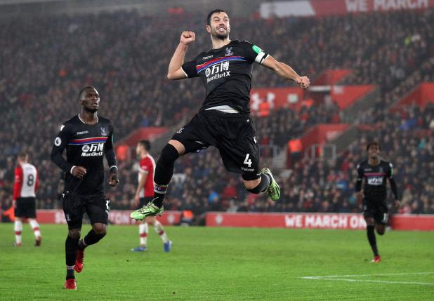 nintchdbpict000375844619 - Southampton 1 Crystal Palace 2: Watch highlights as Luka Milivojevic makes amends for late penalty miss against Man City by netting late winner