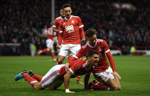 nintchdbpict000376686569 e1515367969378 - Sensational Eric Lichaj strike that dumped Arsenal out of FA Cup wins Gillette Precision Play of the weekend