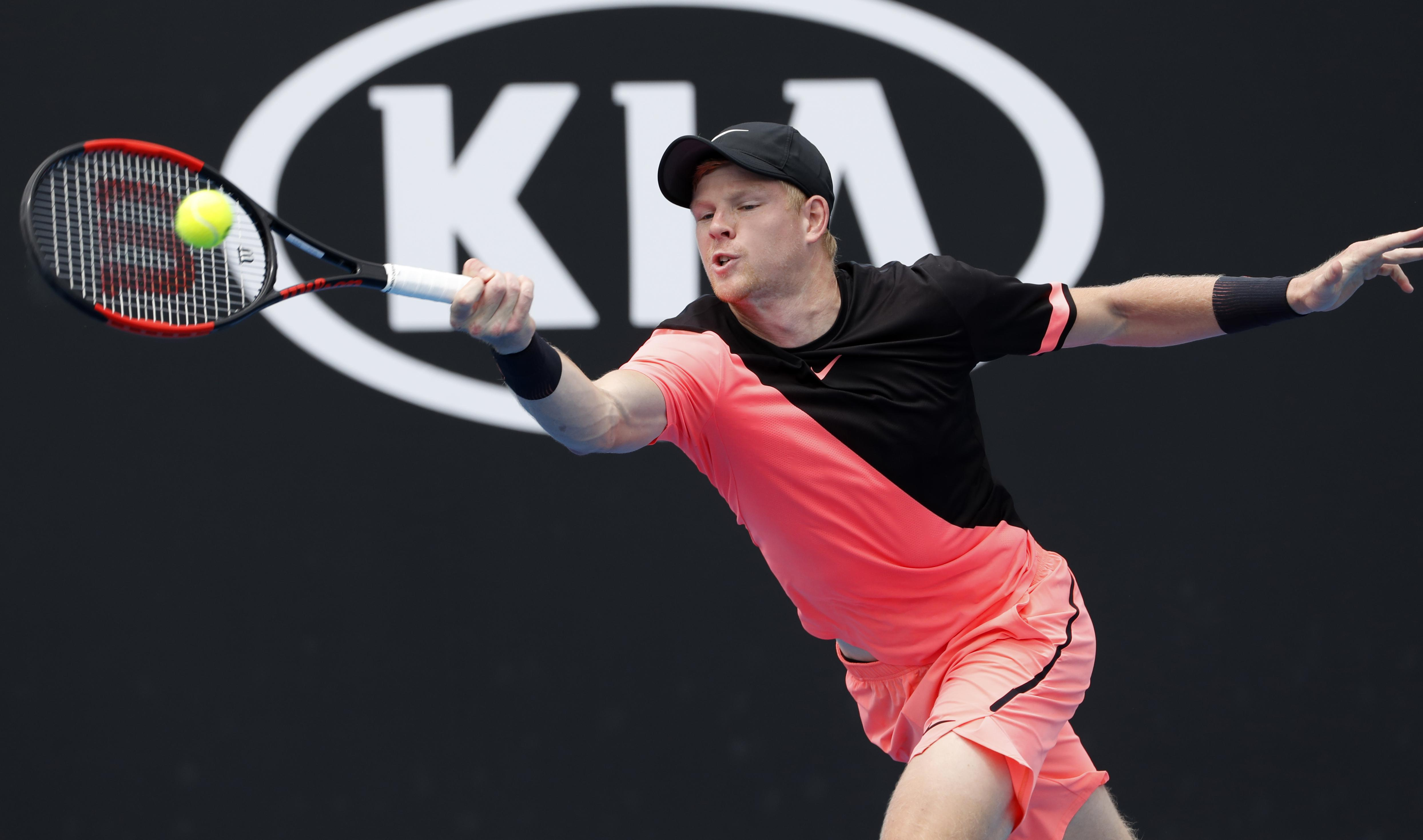 Edmund has stretched himself to go where only five other British men have been since 1968