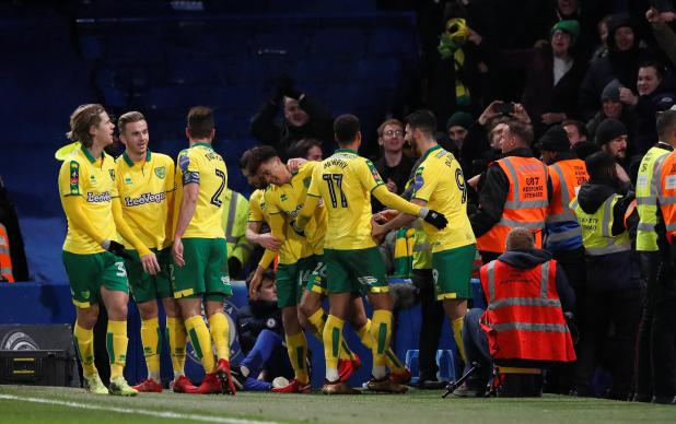 nintchdbpict000378875808 - Chelsea 1 Norwich 1 (Five-Three pens) match highlights: Willy Caballero the hero as nine-man Blues survive dramatic shootout