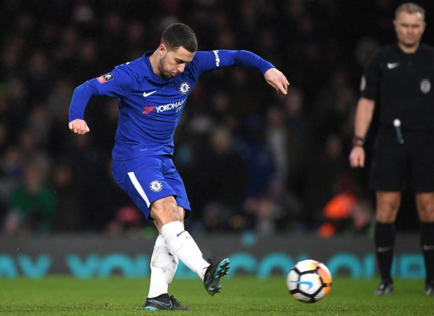 nintchdbpict000378882554 e1516229700654 - Chelsea 1 Norwich 1 (Five-Three pens) match highlights: Willy Caballero the hero as nine-man Blues survive dramatic shootout