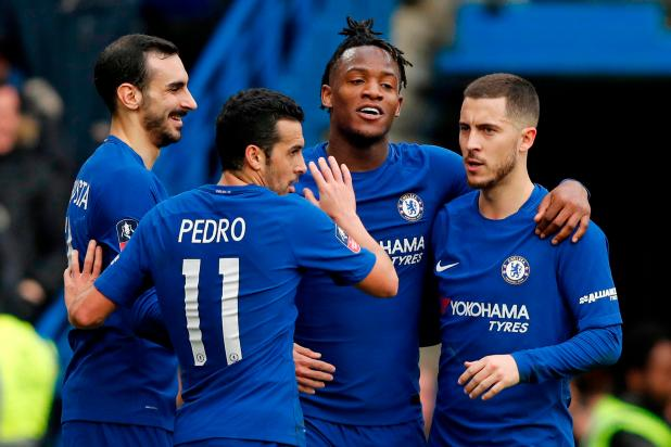 nintchdbpict0003812480571 - Chelsea transfer information: Antonio Conte says he wants to keep Michy Batshuayi at club until the summer