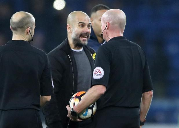 nintchdbpict0003812800591 - Manchester City confirm Leroy Sane suffered ankle ligament damage in horror challenge from Cardiff's Joe Bennett
