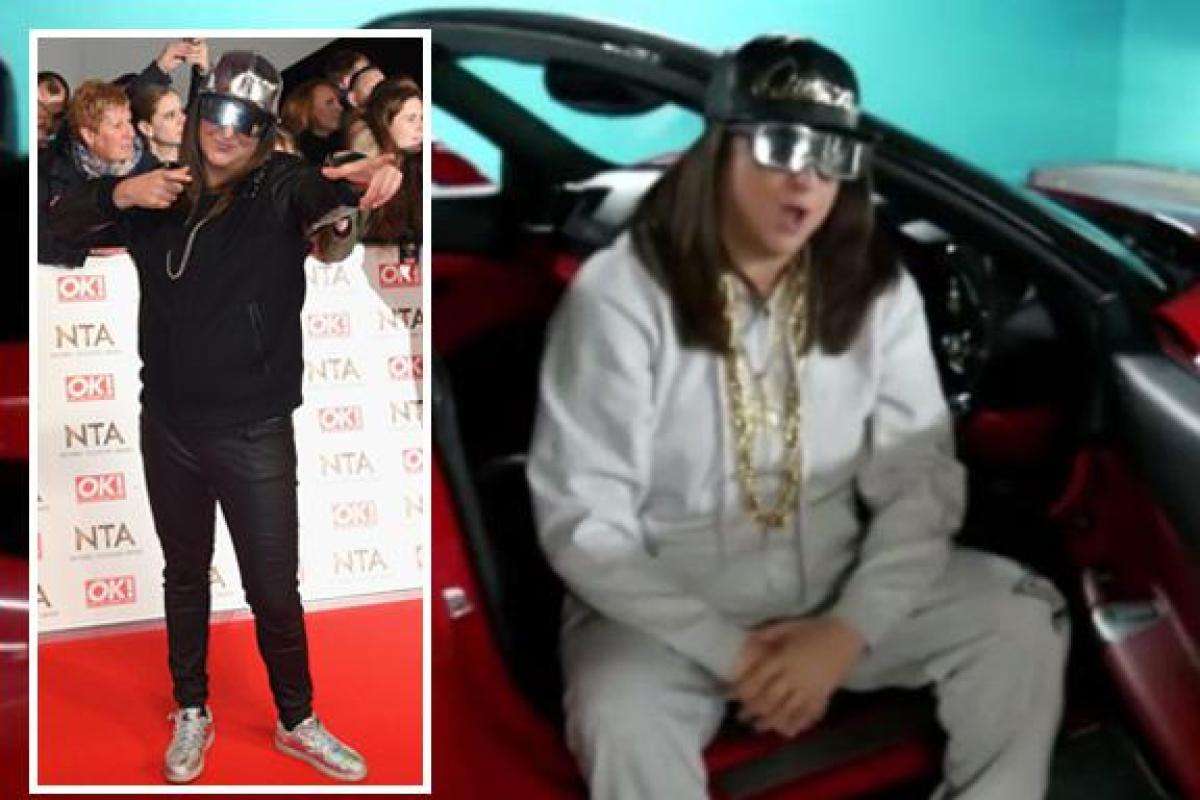 771a438f6ea X Factor s Honey G hits back at critics who labelled her and new single  Riding Hot  c  p  saying  they re just vicious