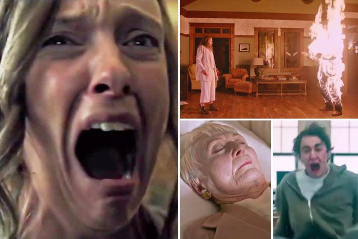 Are You Brave Enough To Watch The Trailer For Hereditary