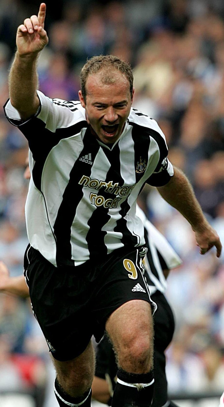 Only Alan Shearer was quicker to 100 Premier League goals