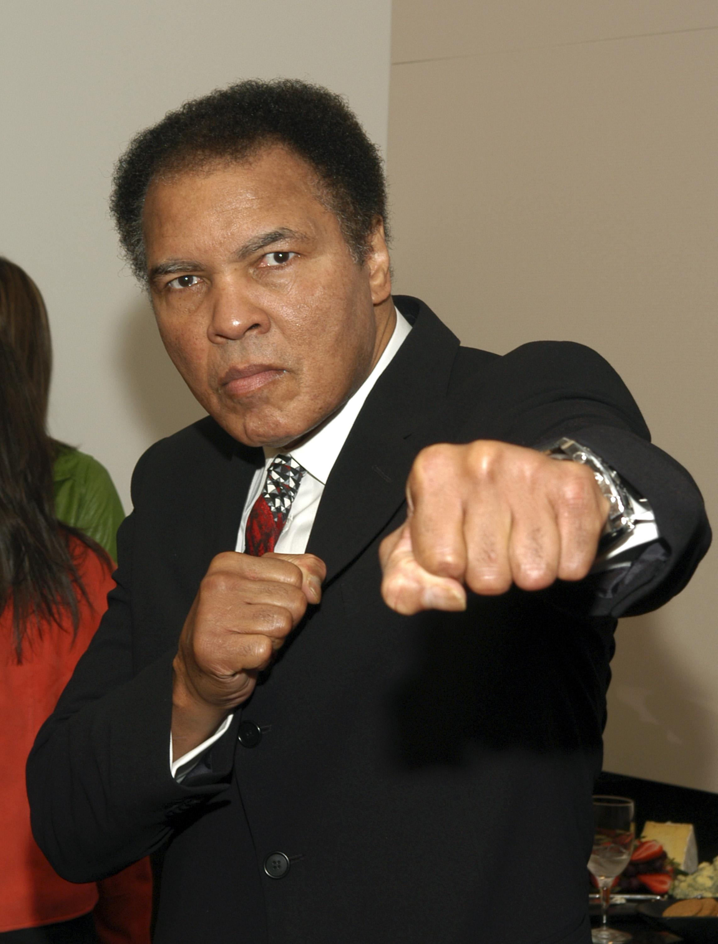 SunSport is of the opinion that Muhammad Ali has claims to be the greatest sportsperson of all time