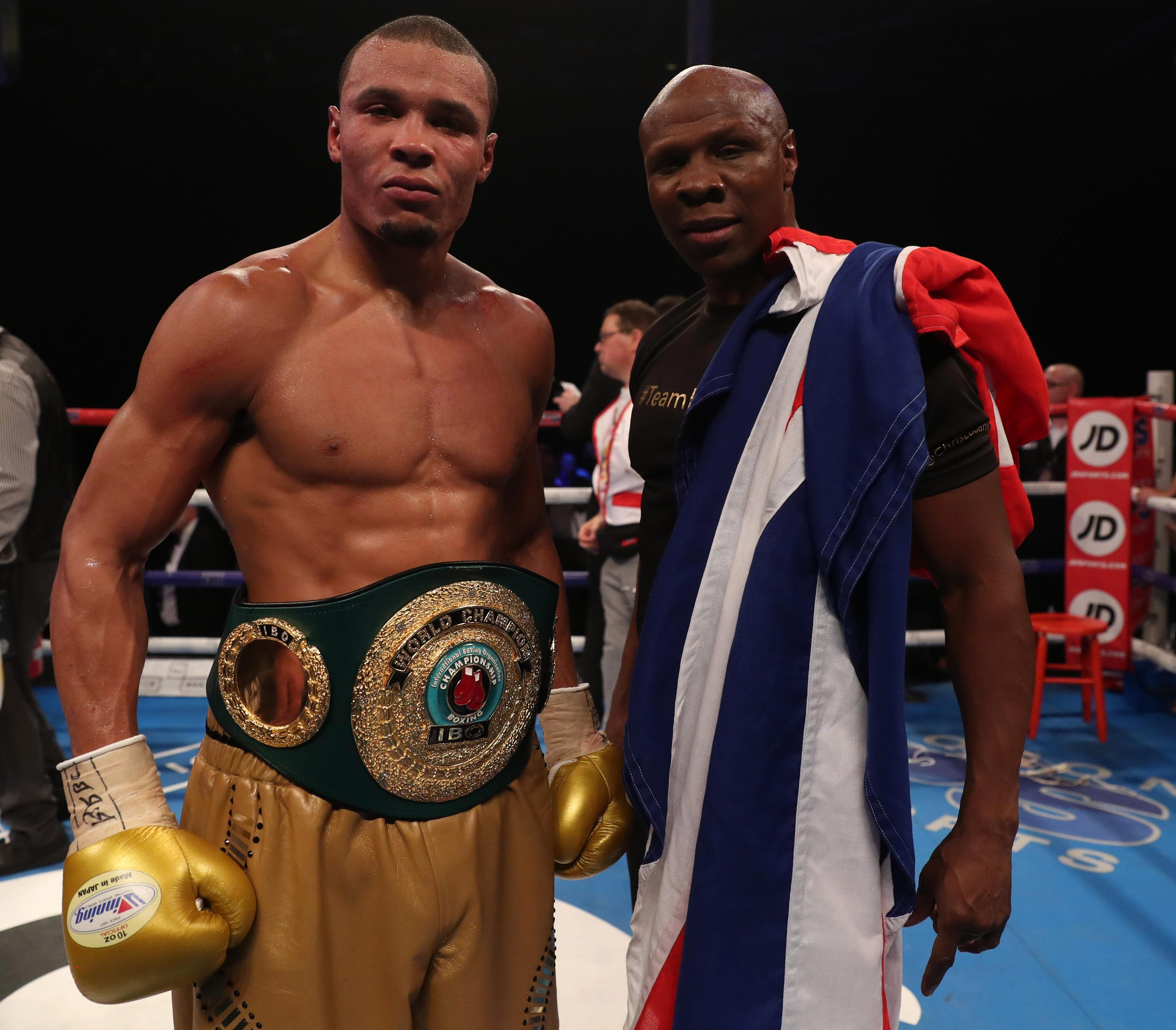 Chris Eubank Sr has been slammed as a disgrace by Tyson Fury for attempting to use Nick Blackwell to sell his son's next fight
