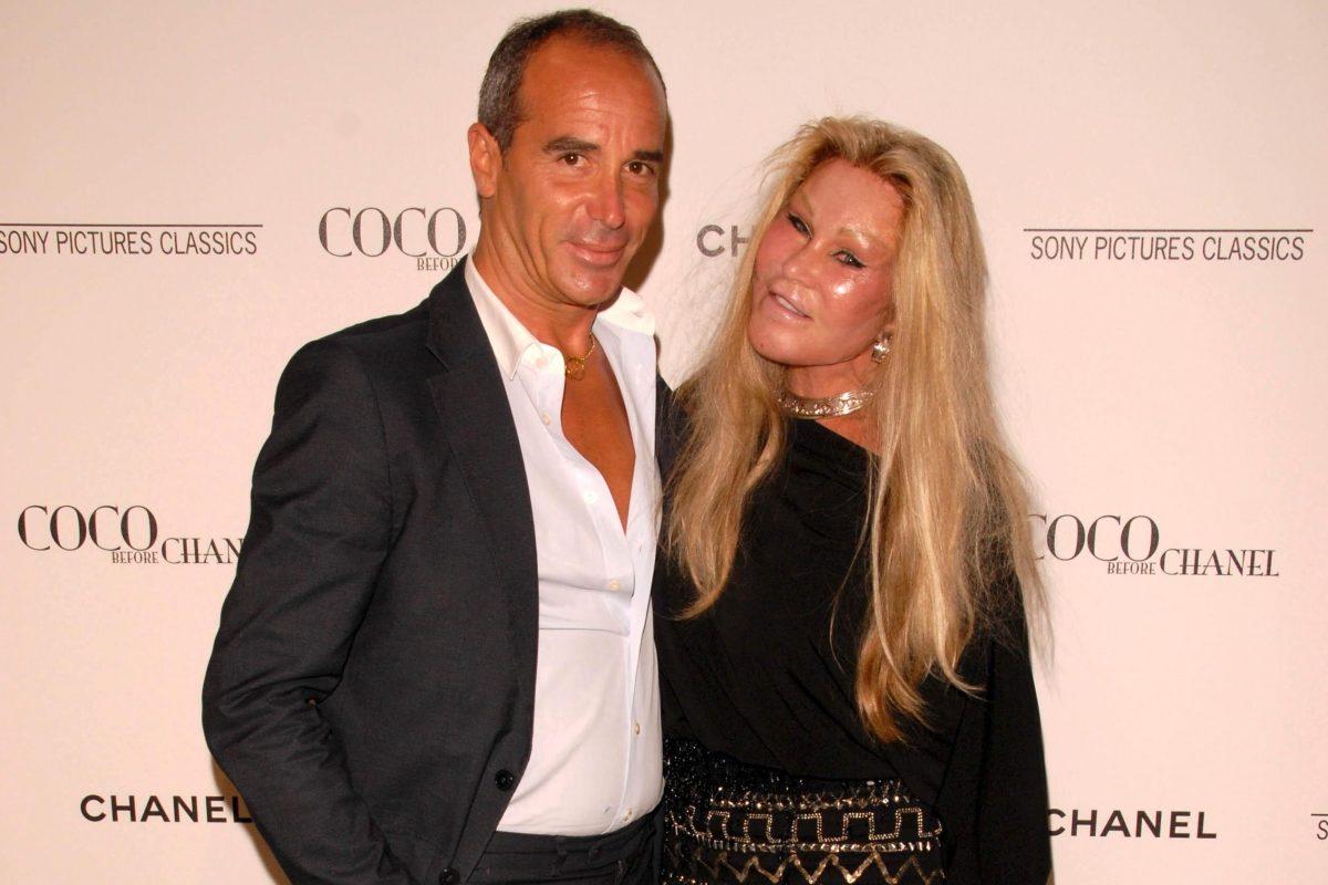 Who is Lloyd Klein? Jocelyn Wildenstein's fiance and fashion designer