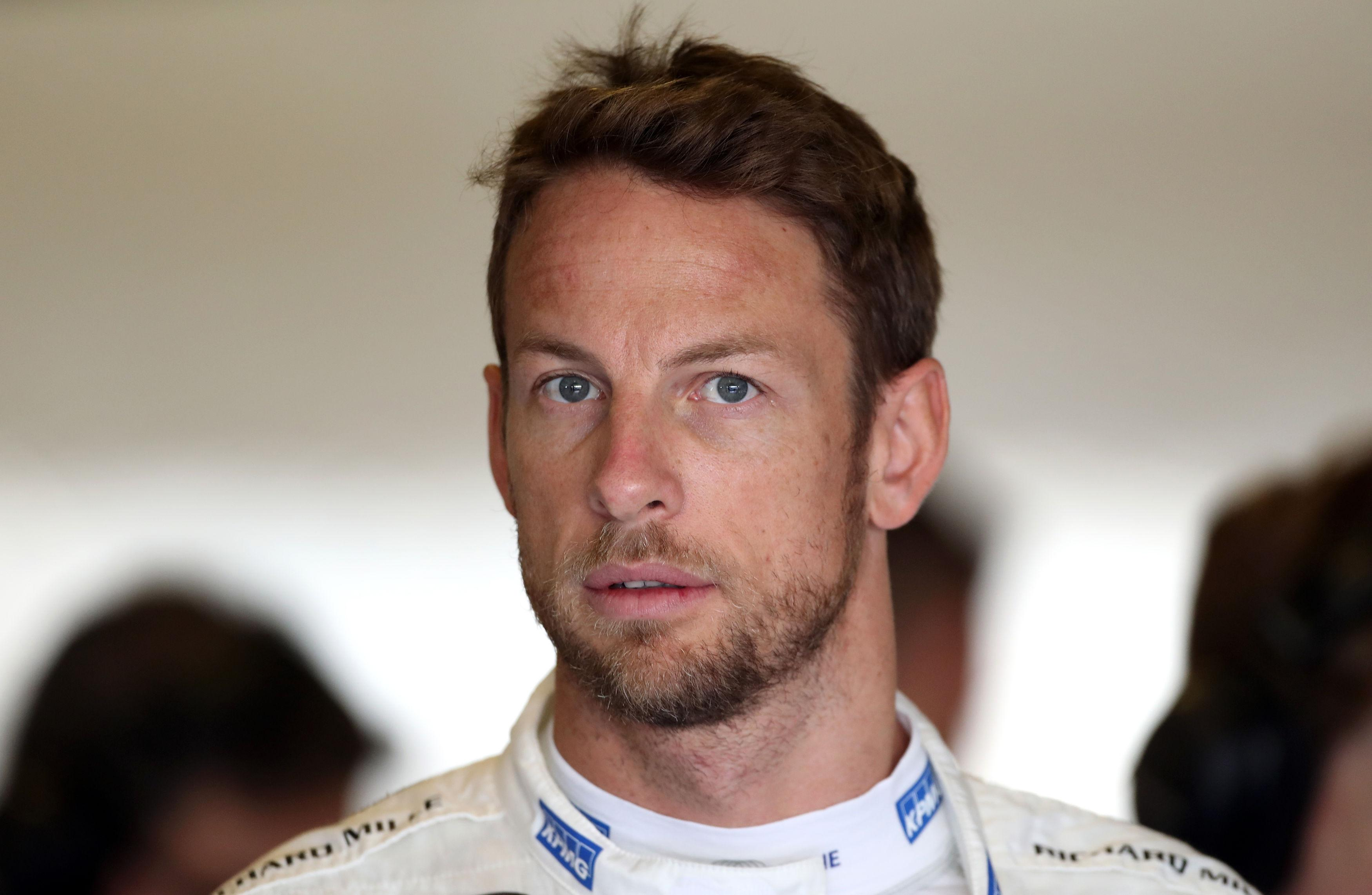 Jenson Button has offered his support to Billy Monger