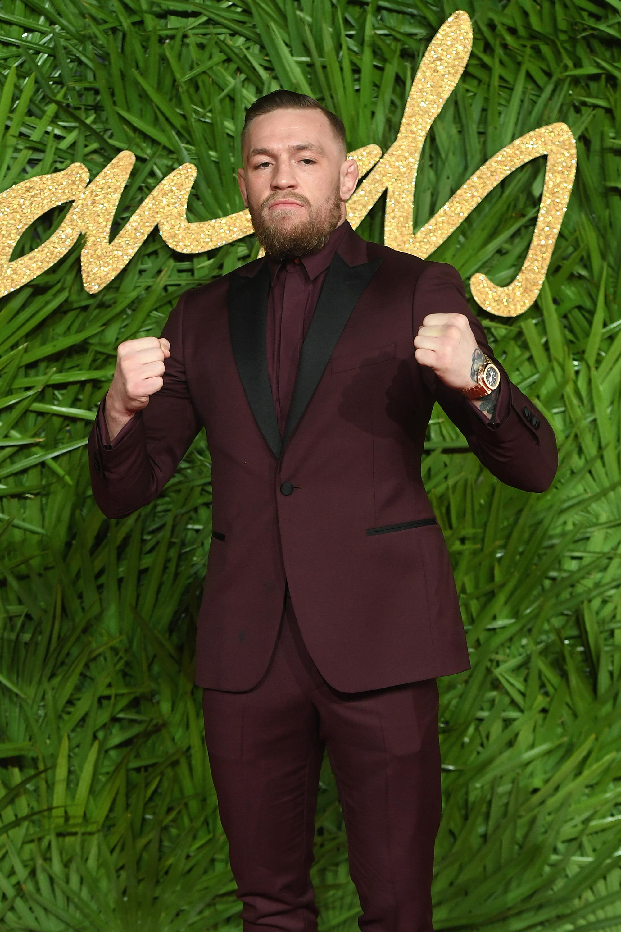 Conor McGregor hasn't fought inside the Octagon since November 2016