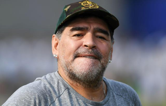 Image result for maradona shared by medianet.info