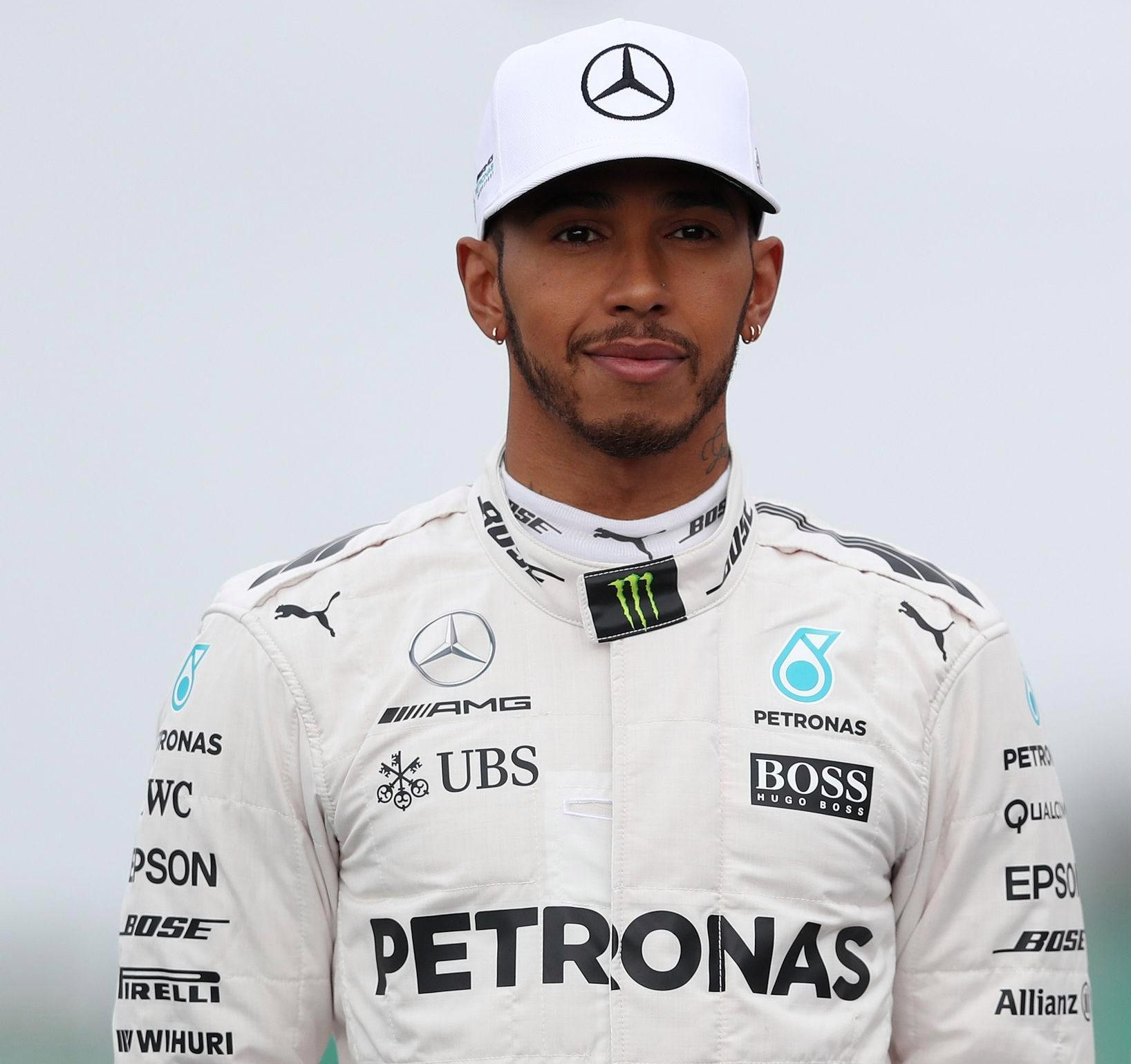 Lewis Hamilton is another British F1 star to back the young racer
