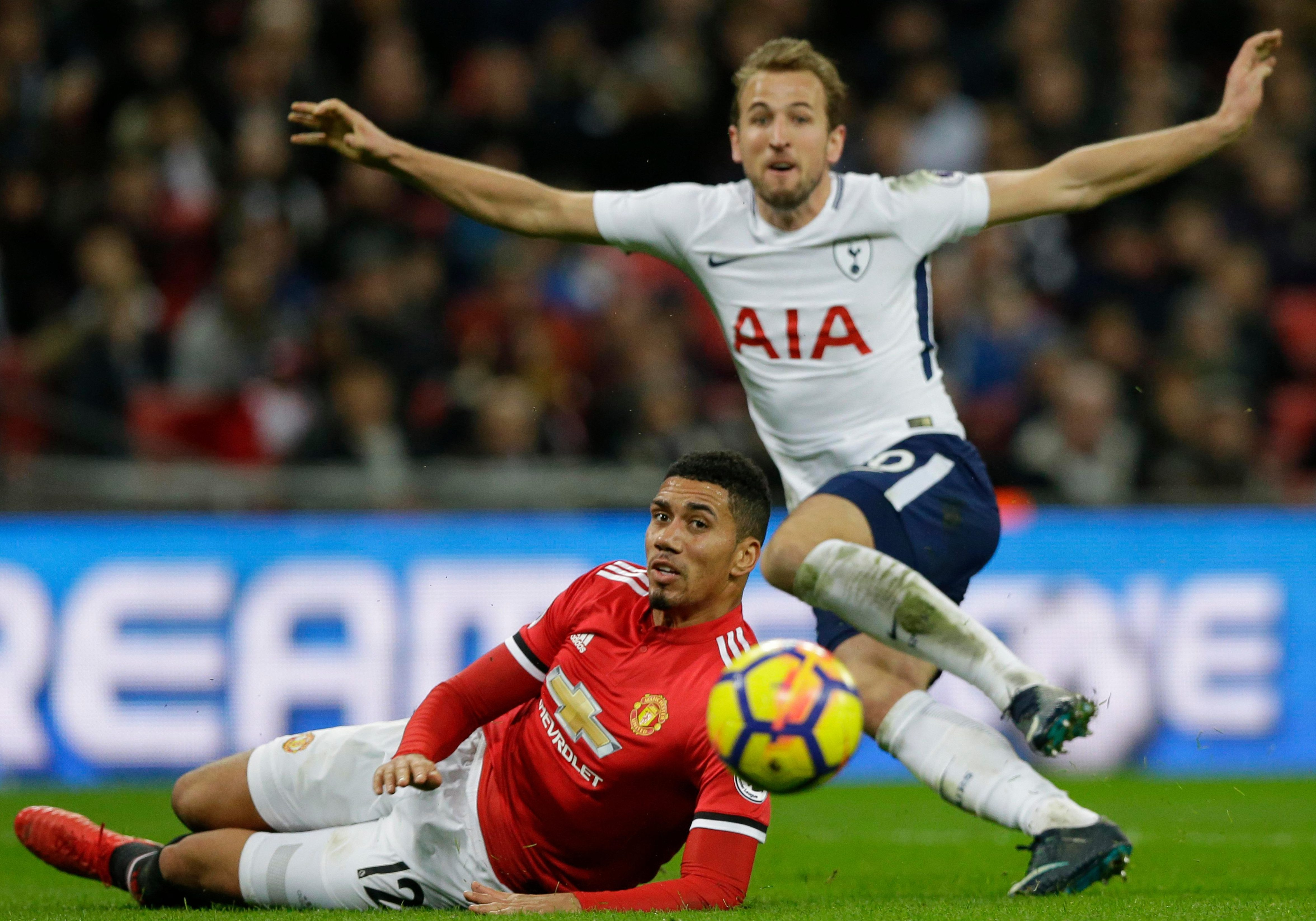 Kane has dominated defences since breaking into the Tottenham first-team