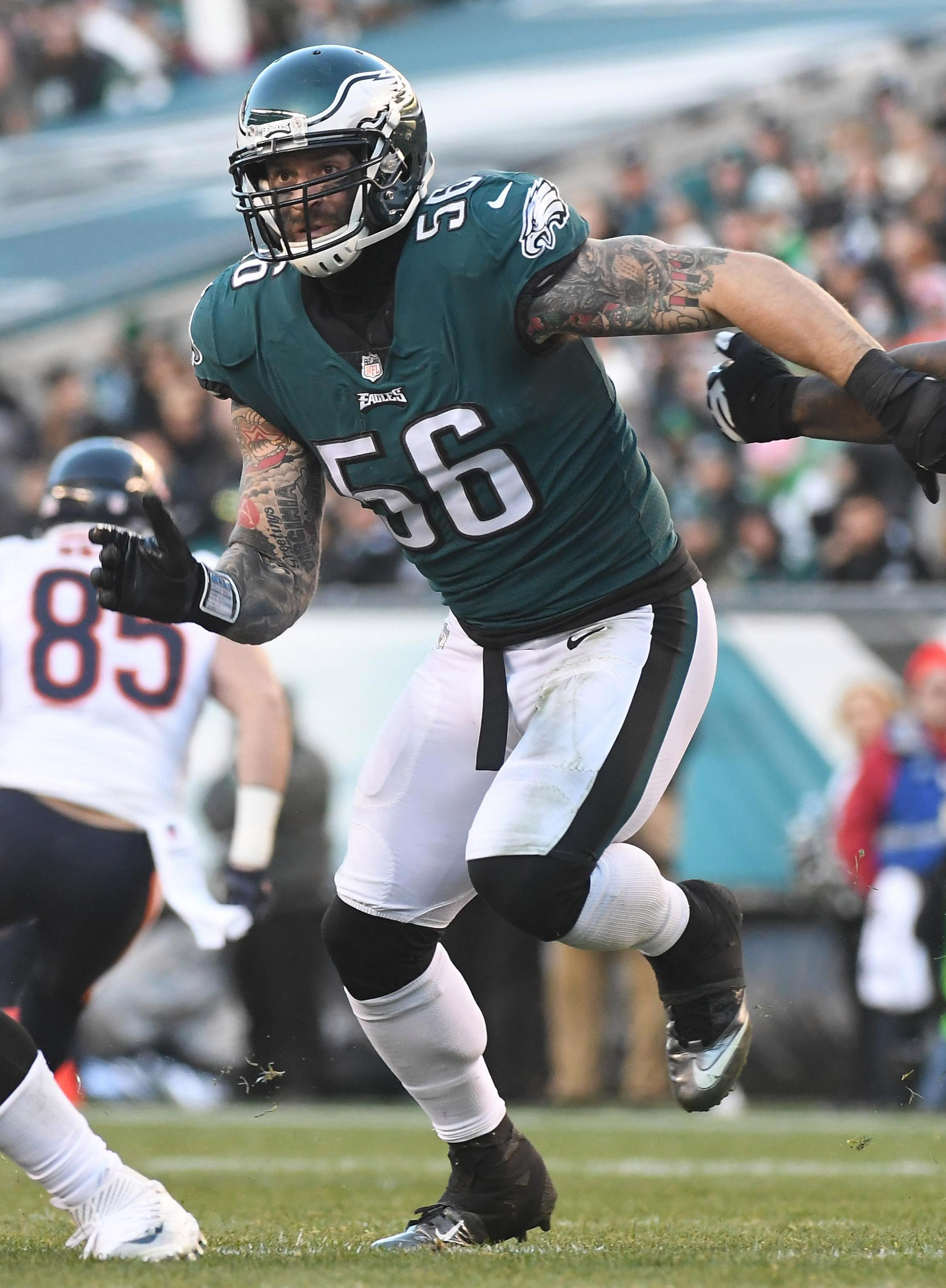 Chris Long insists he will once again not be visiting the White House