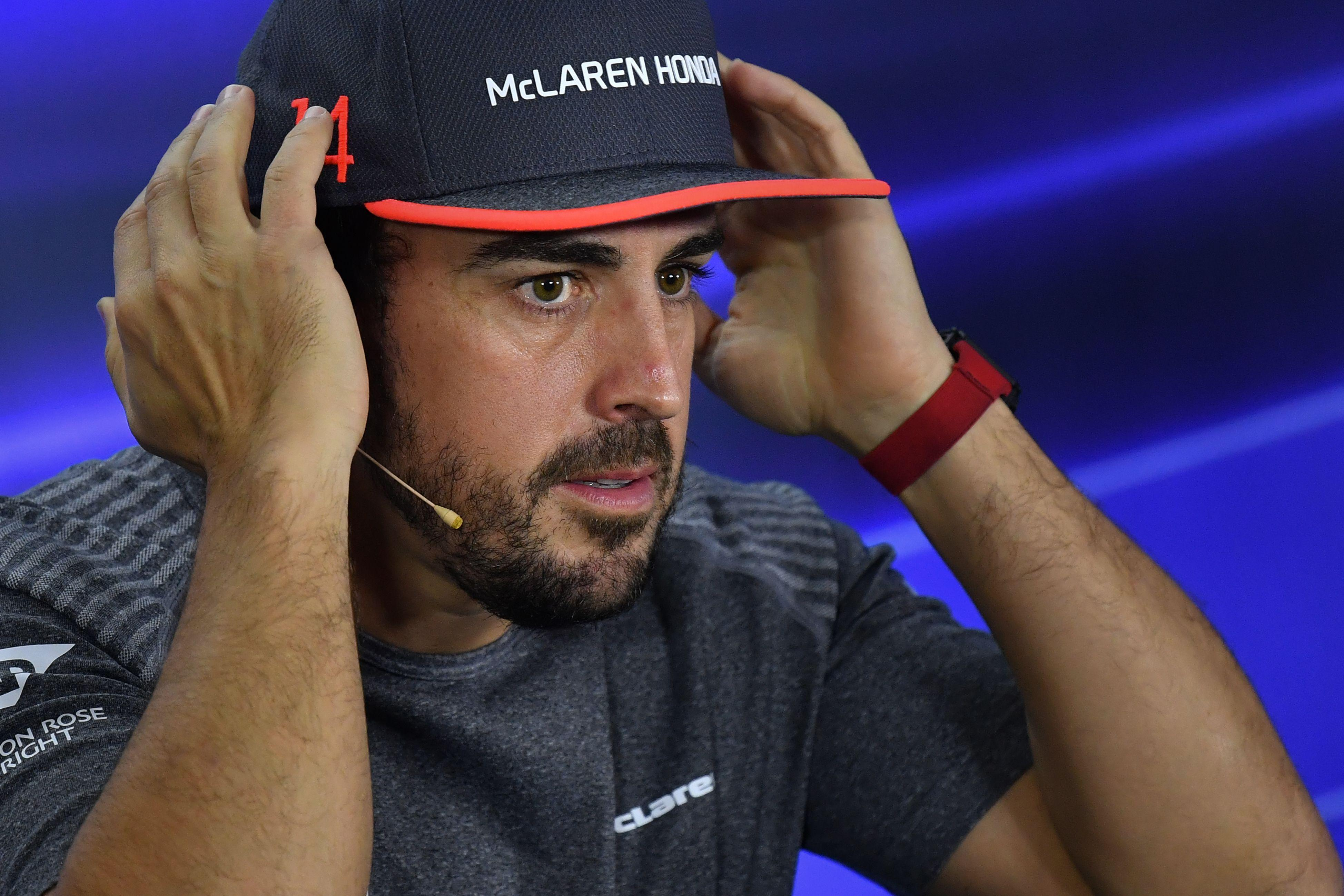 The veteran racer, 36, is set to start yet another season when testing begins in Barcelona