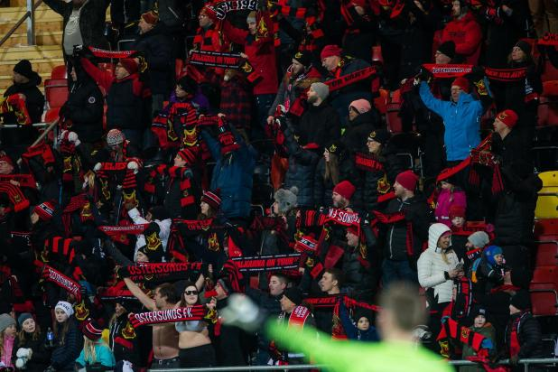 nintchdbpict000384083619 - Ostersunds' rapping English boss Graham Potter knows Arsenal will face the music in Europa League clash