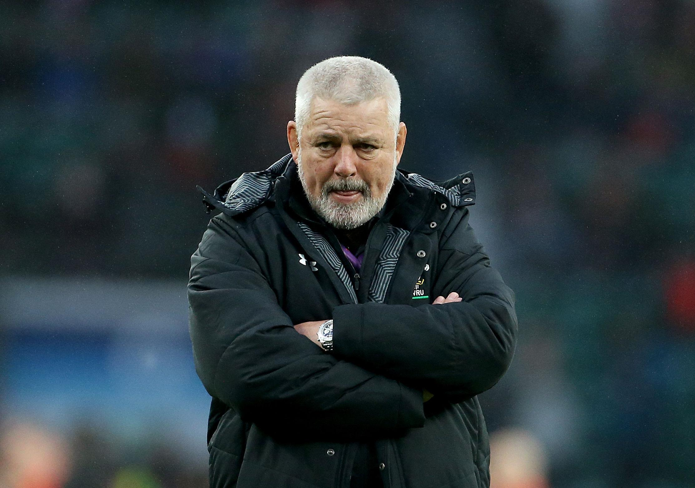 Wales coach Warren Gatland was left fuming by the decision
