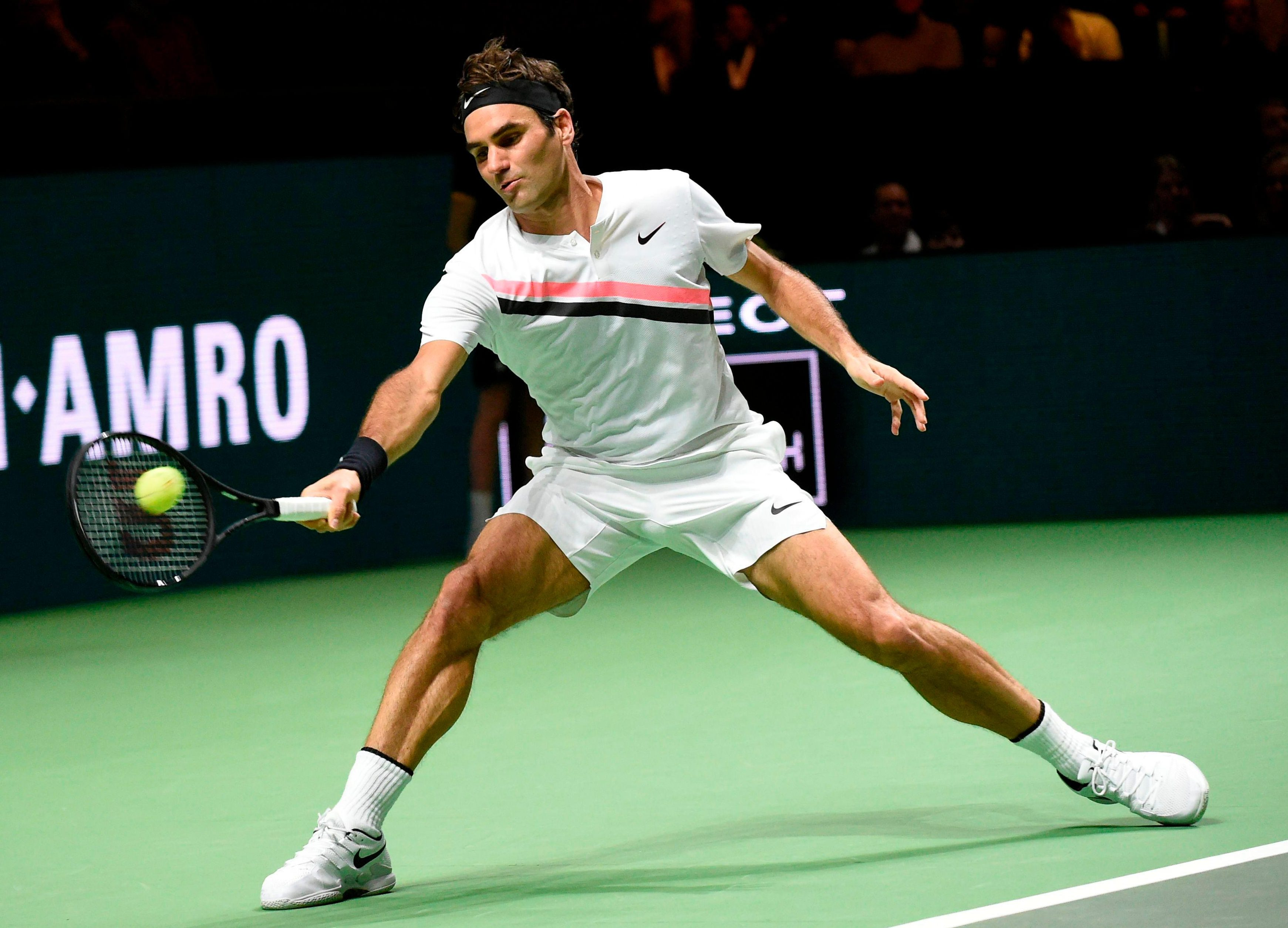 Roger Federer provided another example of why he is the greatest ever