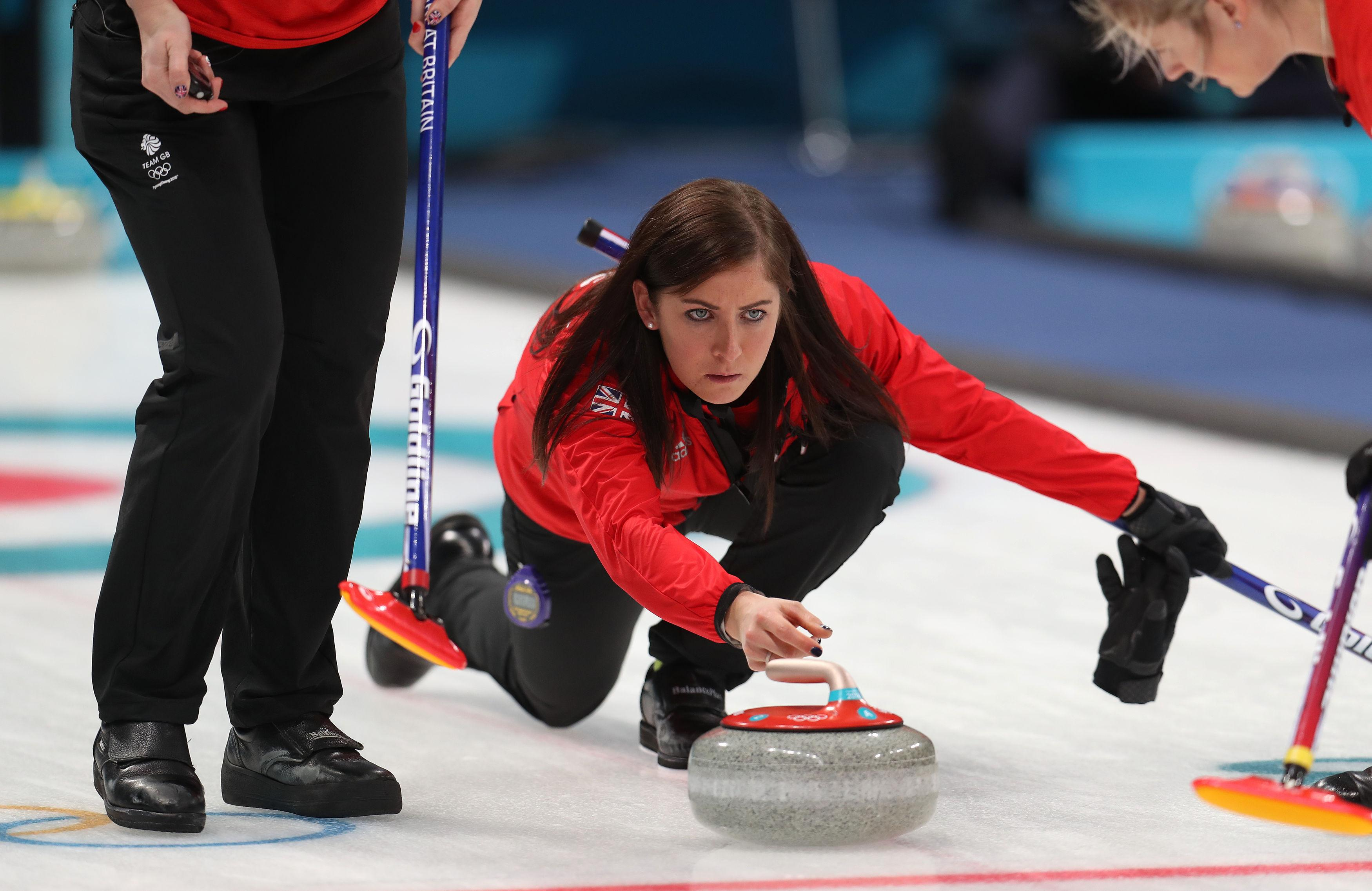 Eve Muirhead's curling team have helped inspire a nation to try the sport at home