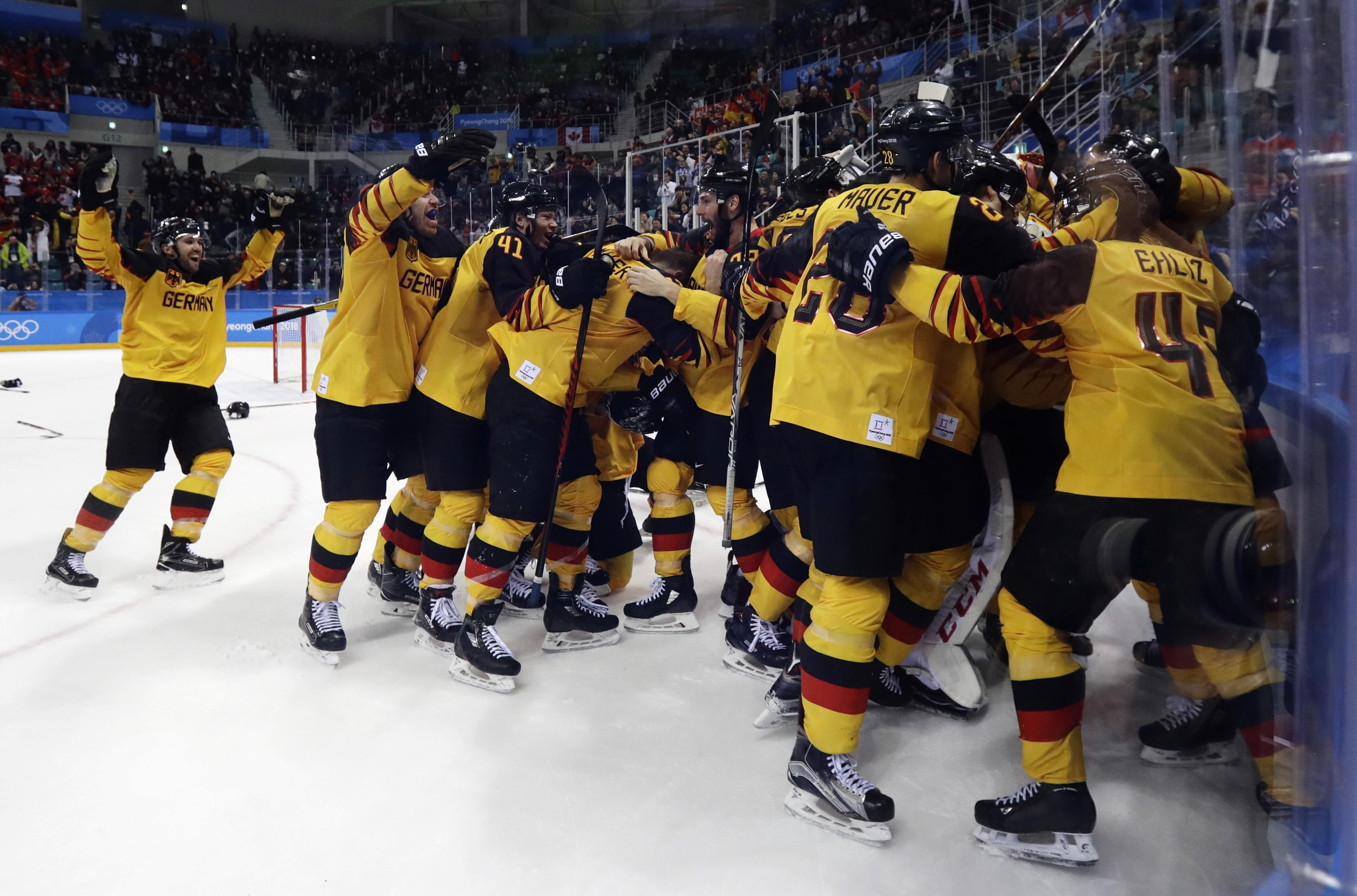Germany have been the surprise package of the Winter Olympics