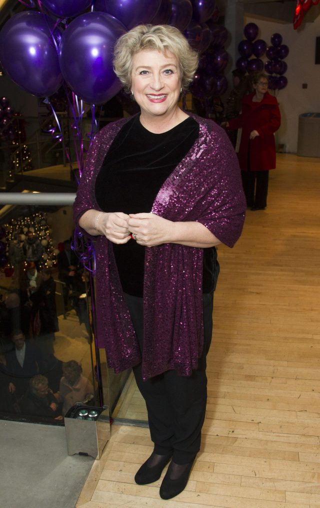 Caroline Quentin is a well-loved English actress