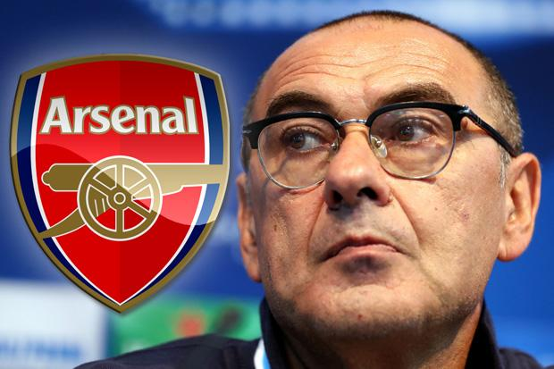 Arsenal leading Maurizio Sarri hunt ahead of Chelsea, claims agent as race  for Napoli boss heats up ahead of summer bids