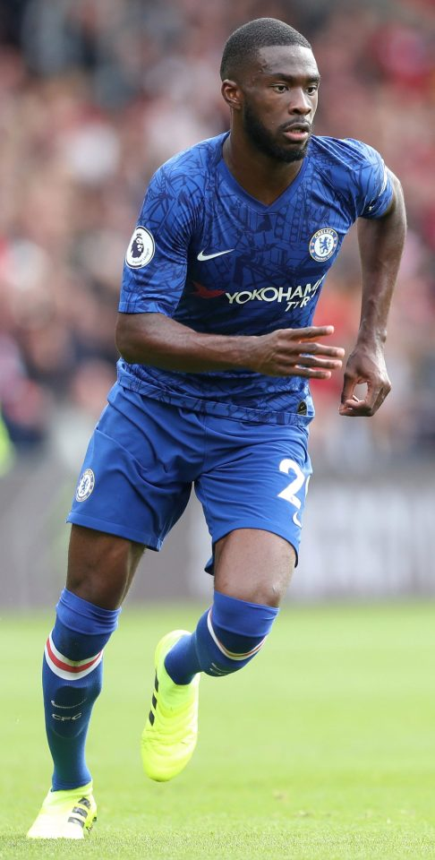 Chelsea star Tomori believes he needs to have an education to fall back on should football not work out