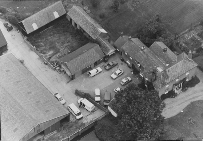 The  bloodbath in Essex in August 1985 saw Jeremy Bamber jailed for shooting three generations of his own family at White House Farm