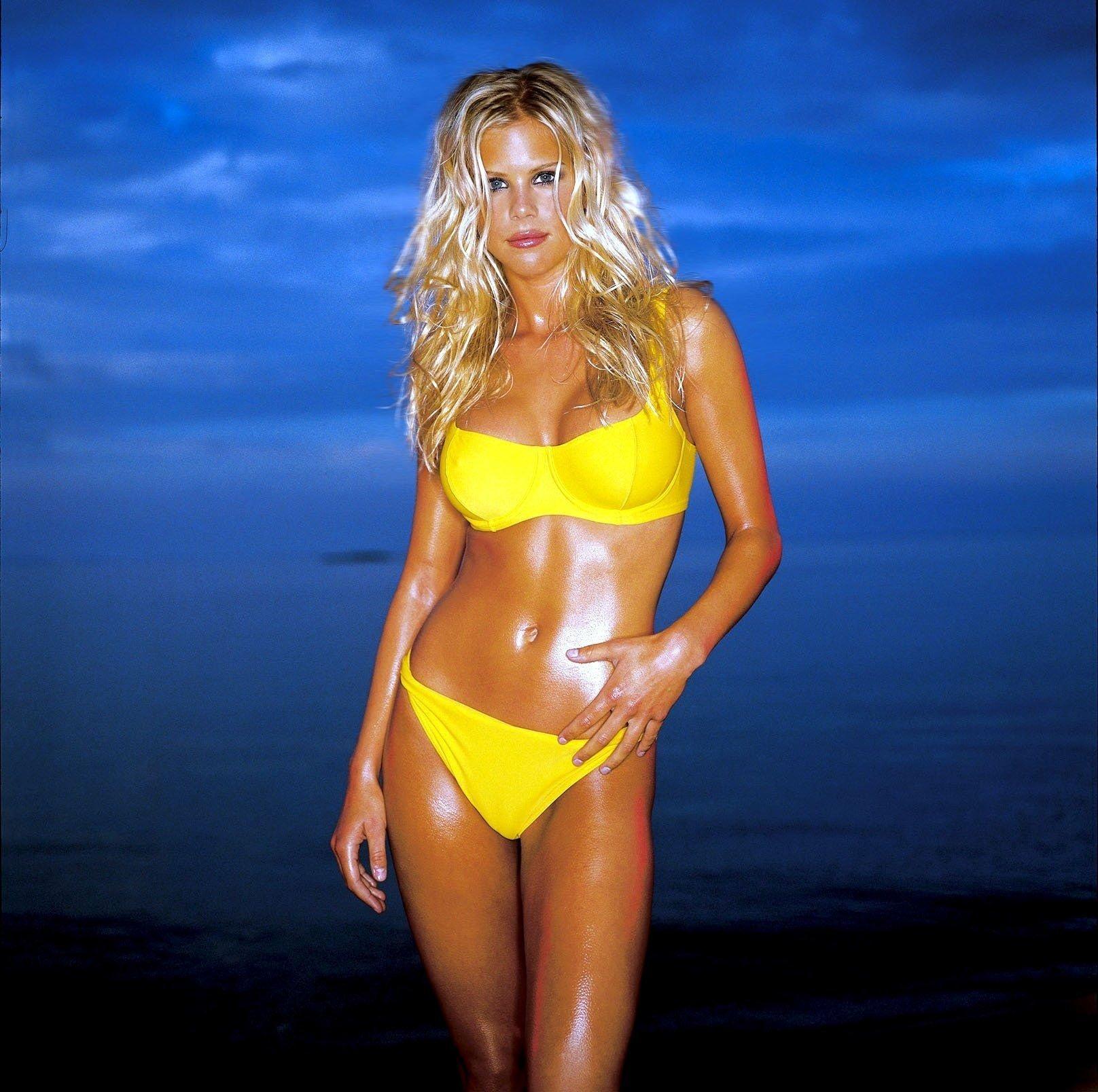 Swede Elin Nordegren is a former model