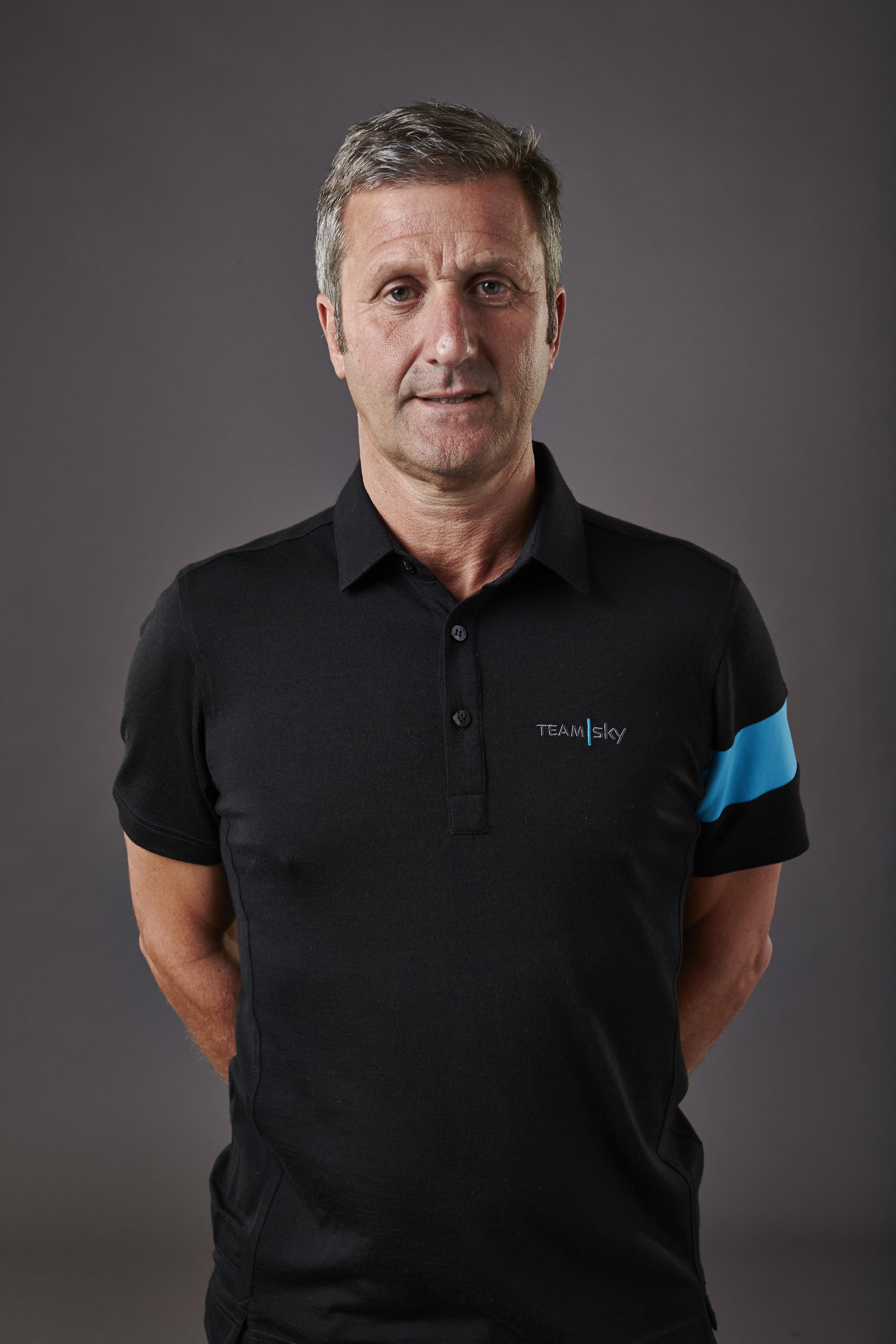 Dr Richard Freeman - the Team Sky doctor who failed to upload key medical information about what drugs he had administered