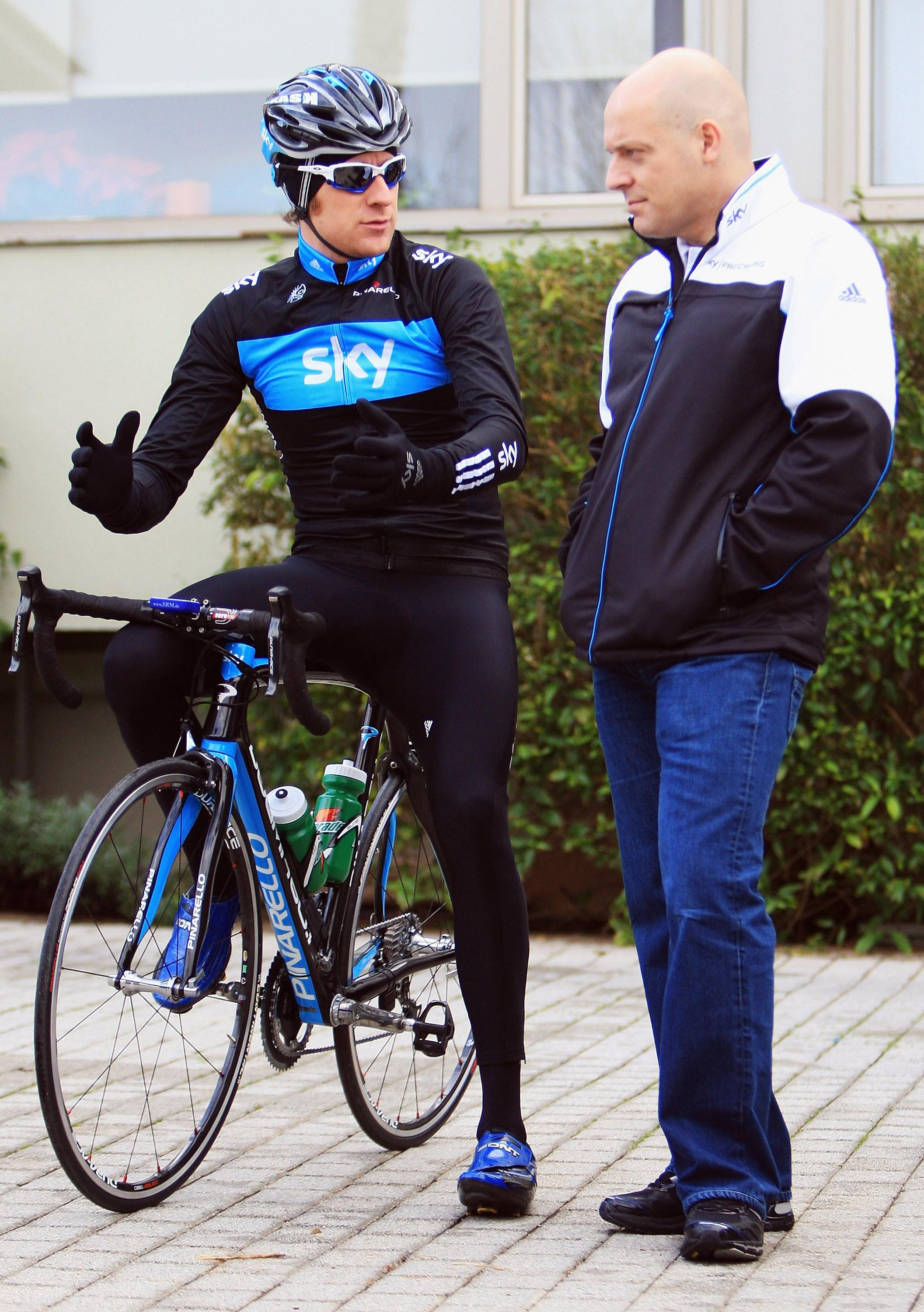 Bradley Wiggins and Dave Brailsford have been accused of using performance-enhancing drugs