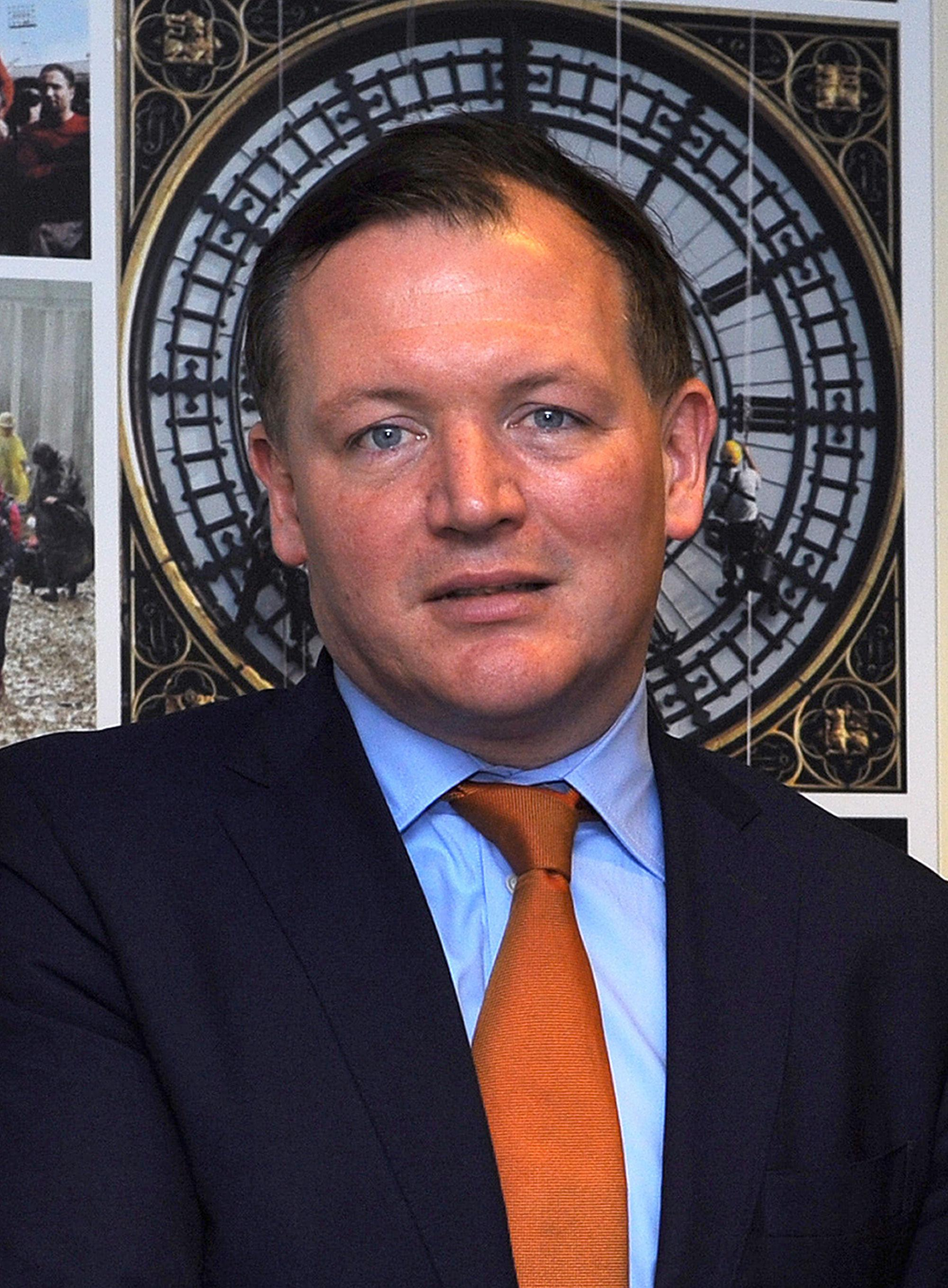 Damian Collins led the Parliamentary inquiry looking into doping in sport