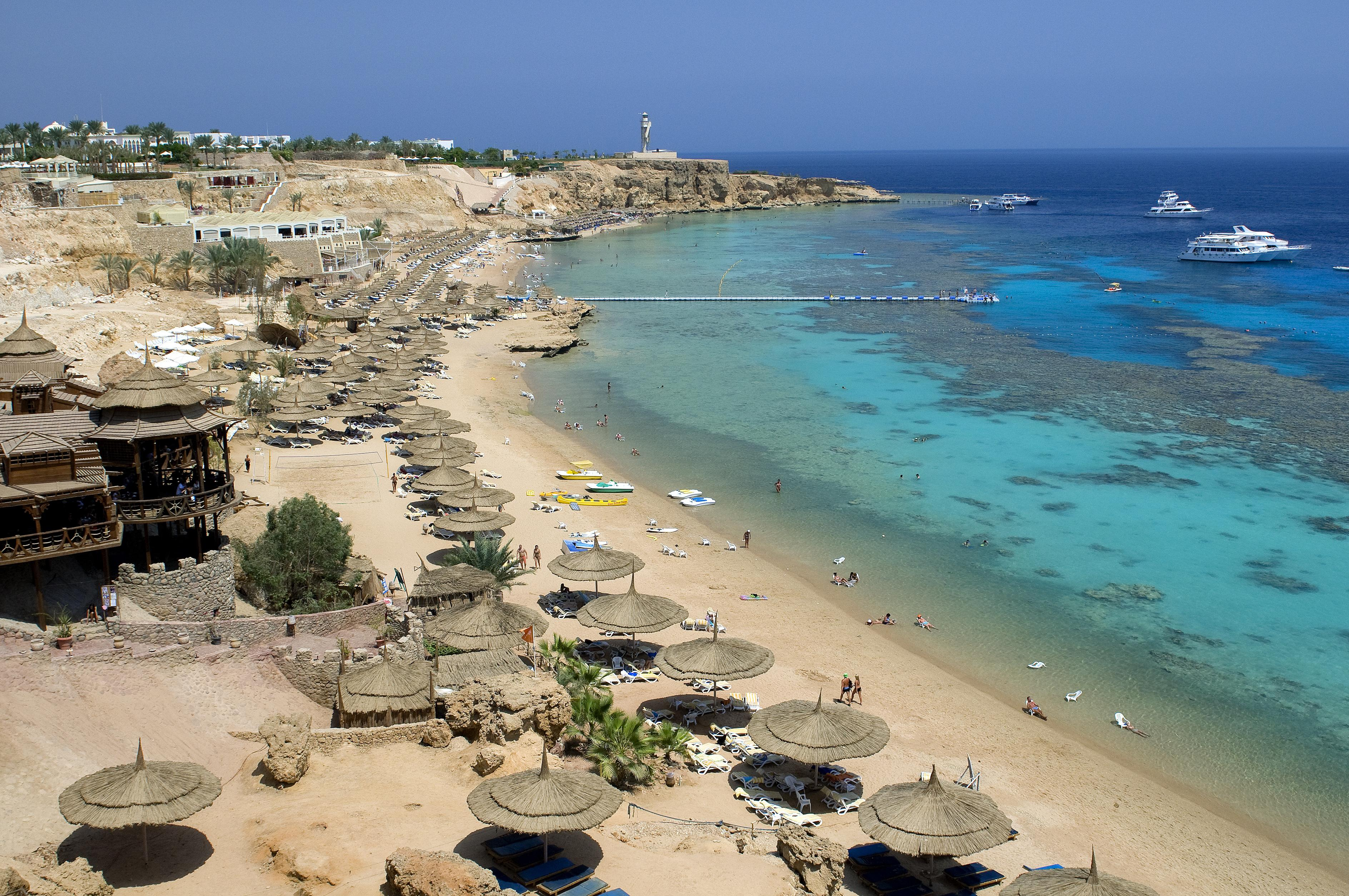 The Egyptian resort of Sharm El Sheikh will also have a cash injection and be revamped