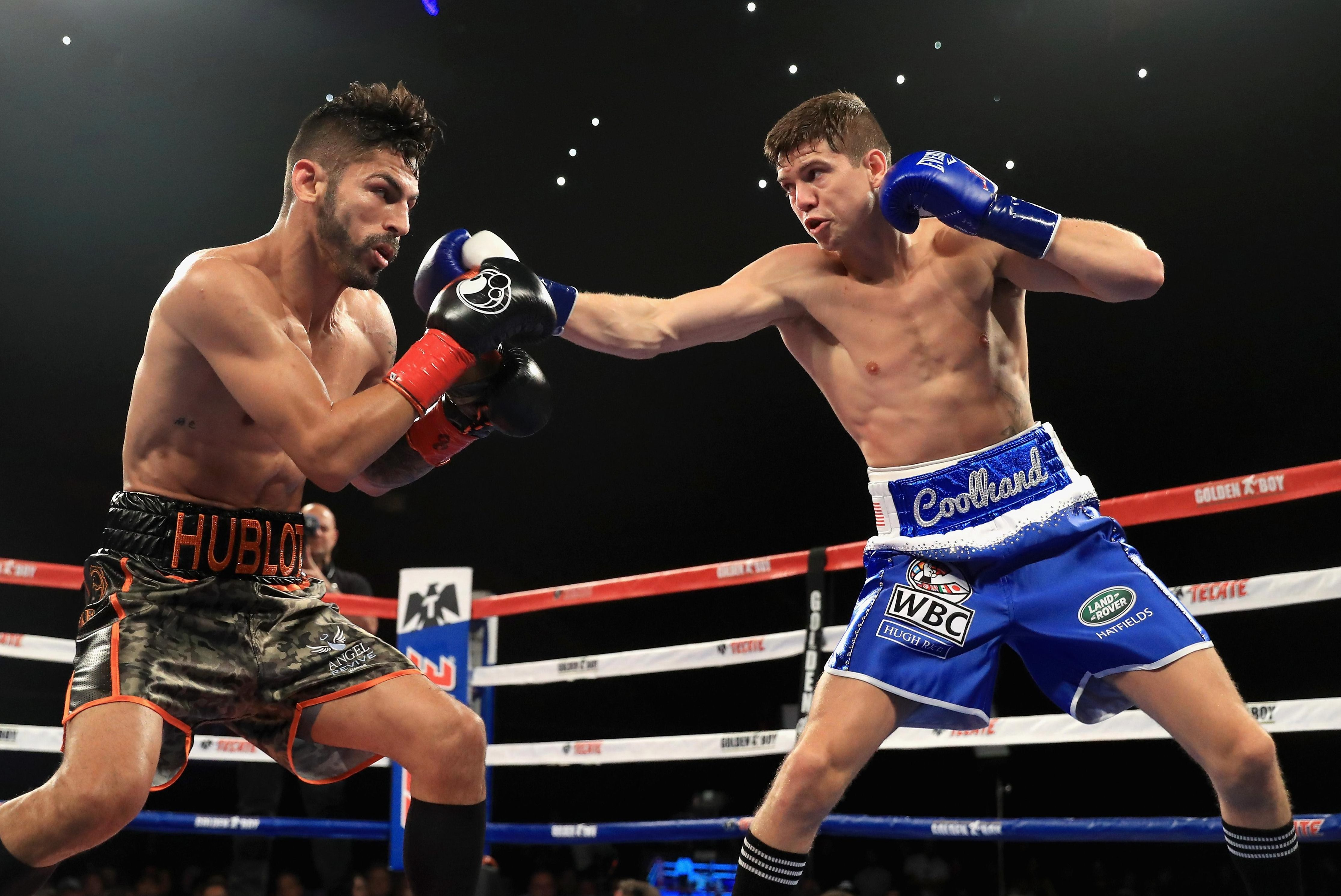 Campbell is also looking to avenge his defeat to Jorge Linares