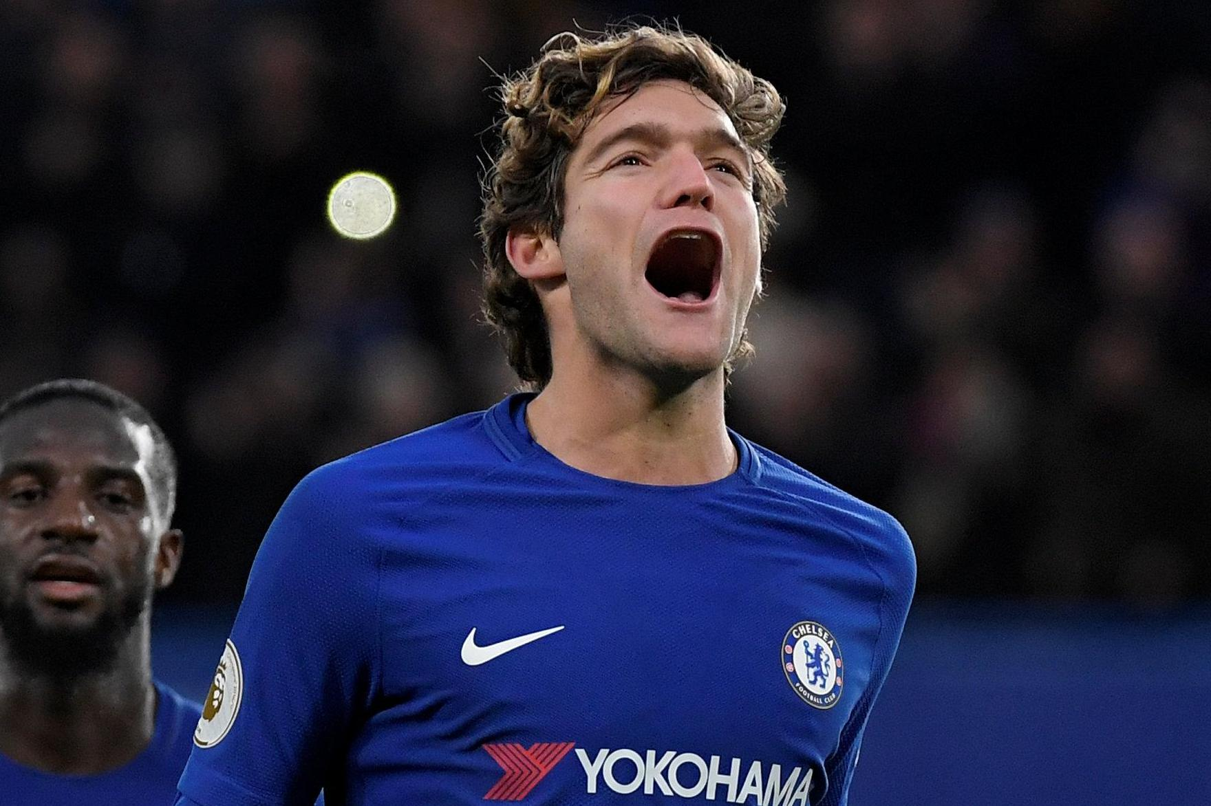 Real Madrid news: Marcos Alonso insists he is not thinking about Chelsea exit as he makes Spanish history