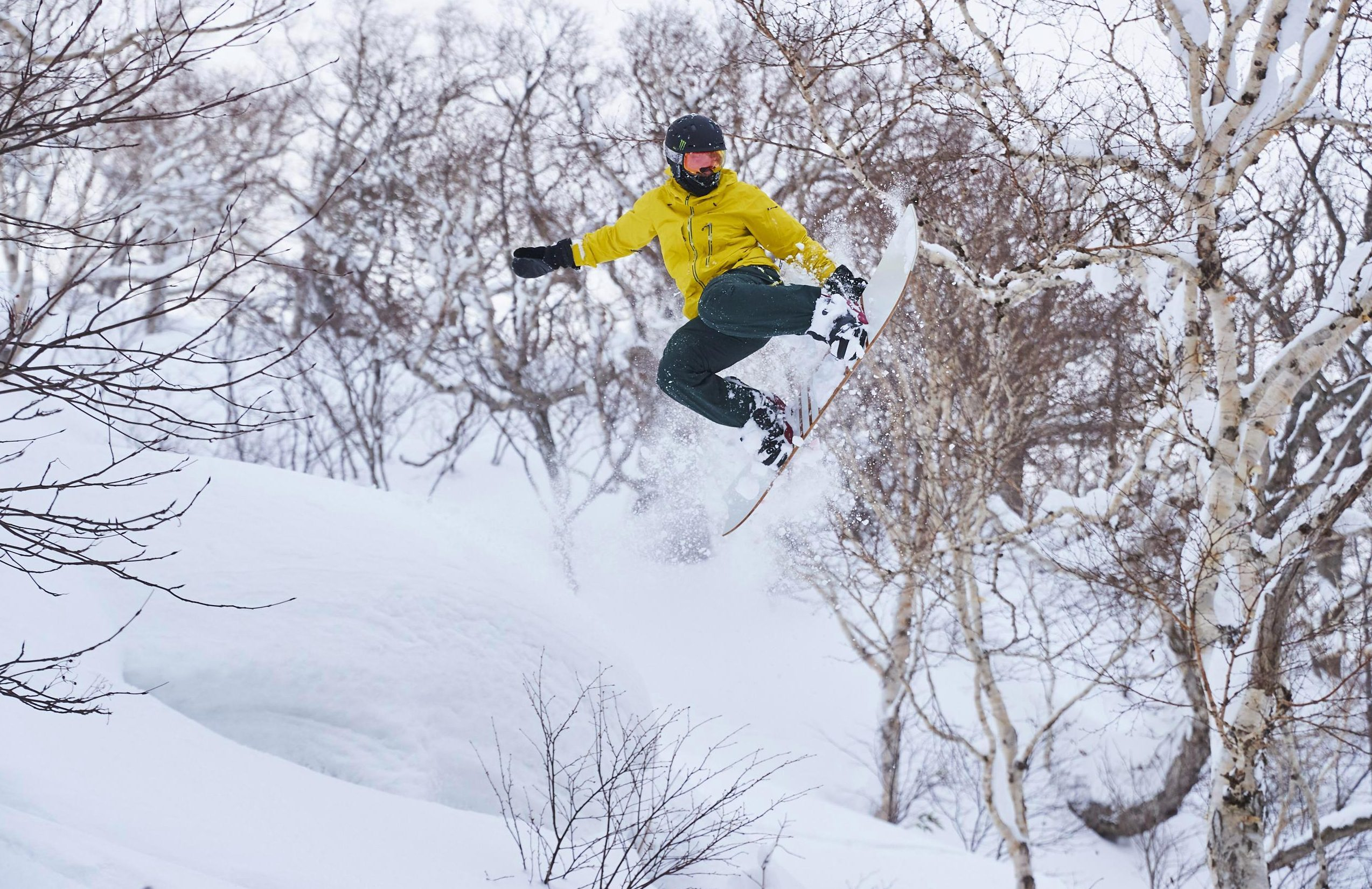 British driver Lewis Hamilton hopes to get off to a flying start in the F1 season after turning his eye to snowboarding over the winter