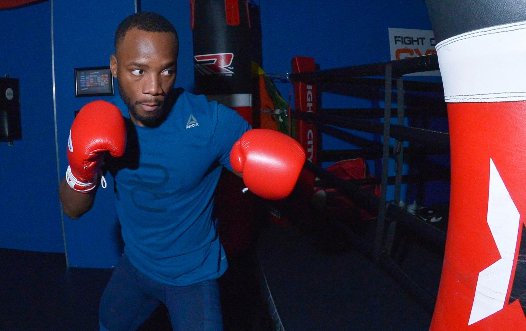 UFC star Leon Edwards has his eyes on Liverpool fighter Darren Till