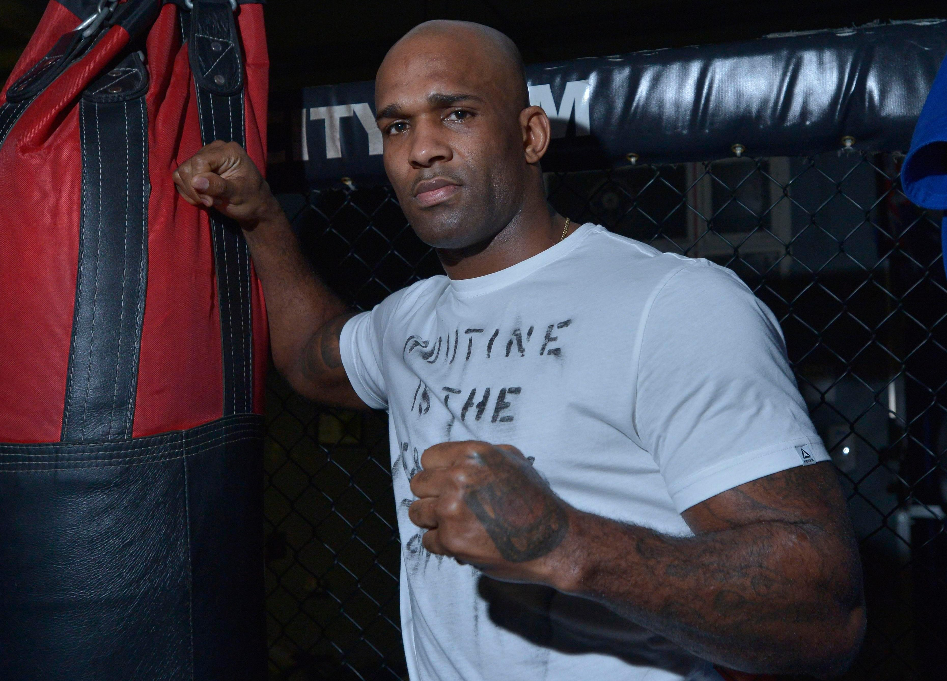 UFC ace Jimi Manuwa will have some very special supporters on Saturday
